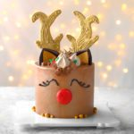 How to Decorate a Reindeer Cake Rudolph Would Be Proud Of