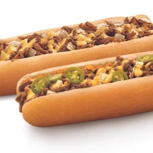 Sonic Adds Footlong Philly Cheesesteaks To Their Menu For A Limited Time