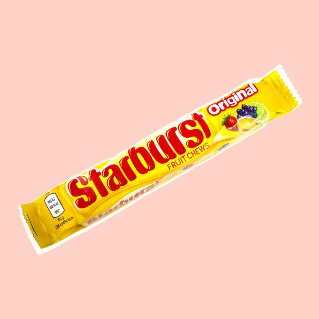 starburst,candy