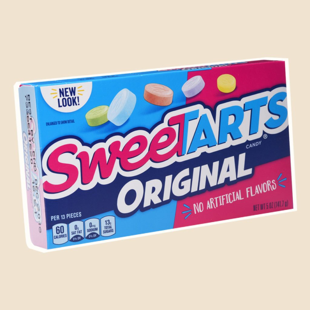 sweet tarts, candy