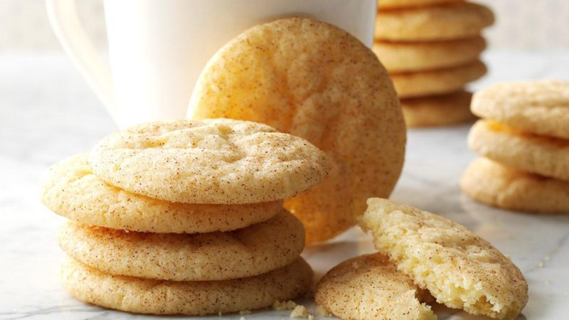 How To Make Snickerdoodles Taste Of Home