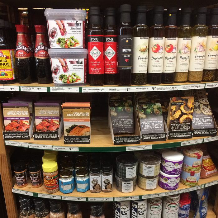 Spices at World Market