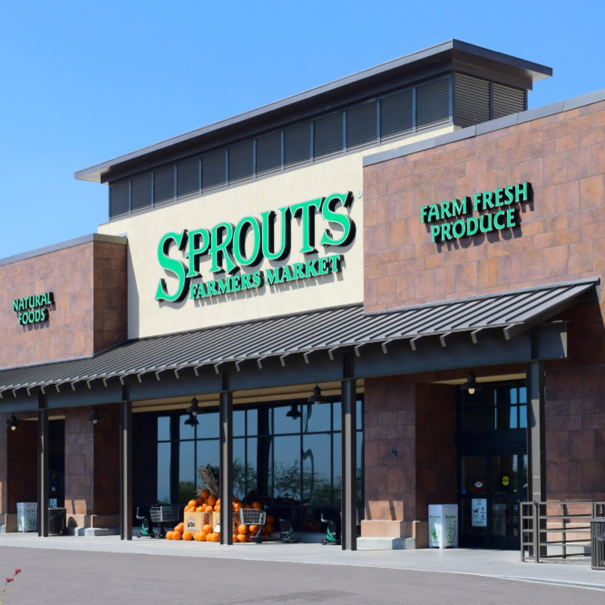 This is the newest Sprouts to open in northeast Mesa, AZ