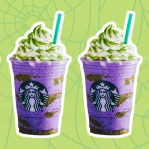Starbucks Unveils Its Scariest Halloween Drink Ever