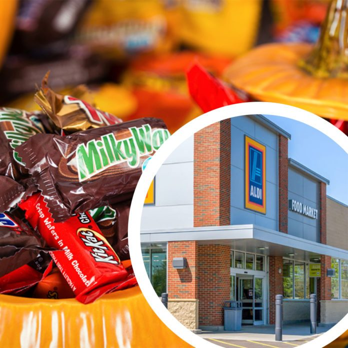 The Best-Value Halloween Candy at Aldi