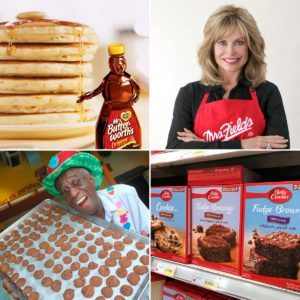 The Real (And Not-So-Real) People Behind Your Favorite Food Brands