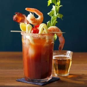 Uncle Merle's Bloody Mary