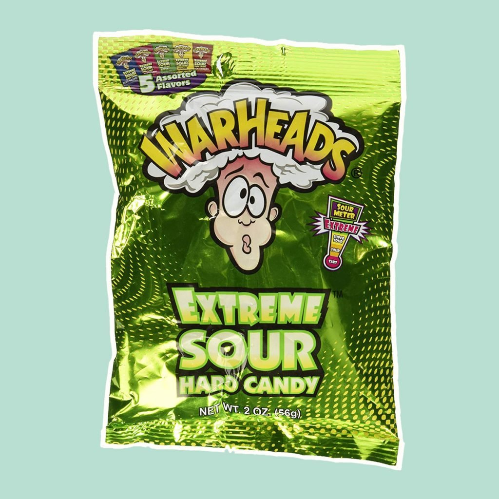 sour,candy