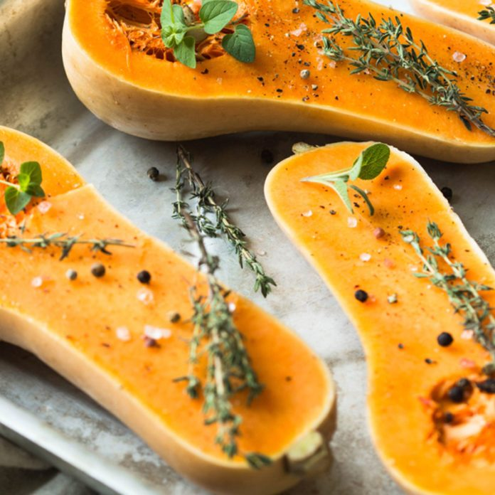 How to Safely Cut Winter Squash