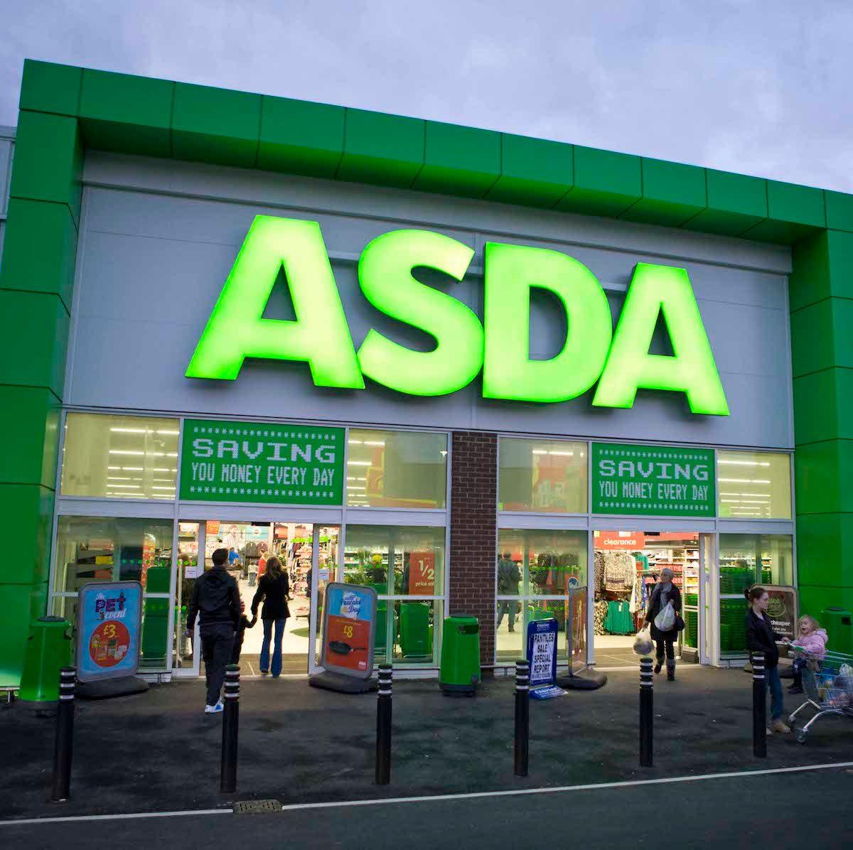 asda storefront uk