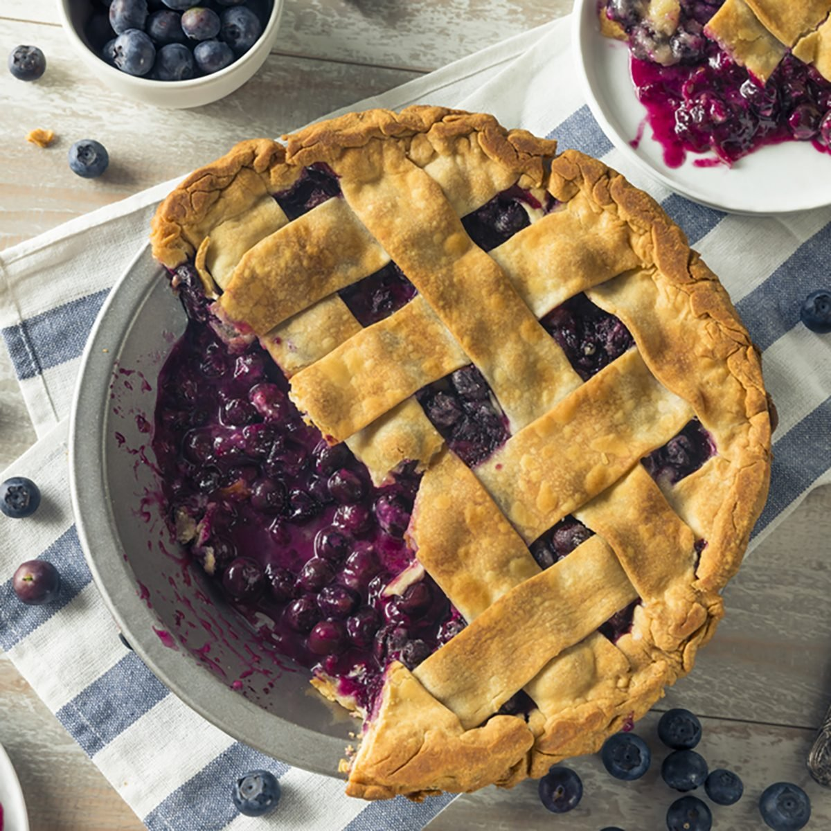 9 Mistakes You're Making When Baking Pie