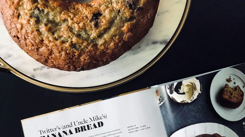 Chrissy Teigen's Banana Bread