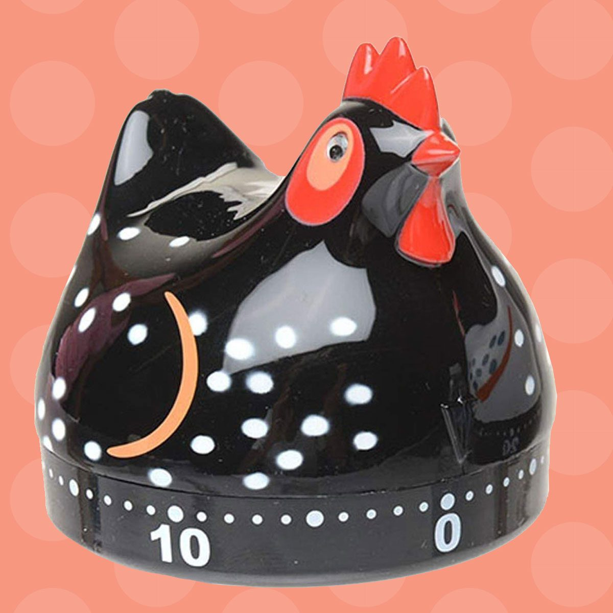 Black chicken timer