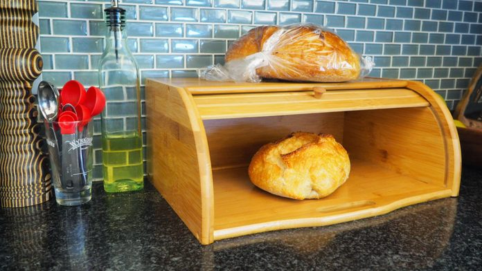 How To Keep Bread Fresh Yes A Bread Box Works