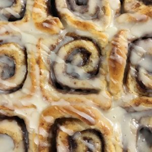 We Made the Cinnamon Rolls from Martina McBride's New Cookbook