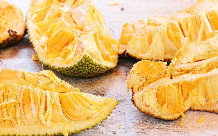 Close Up Of Jackfruit what is jackfruit