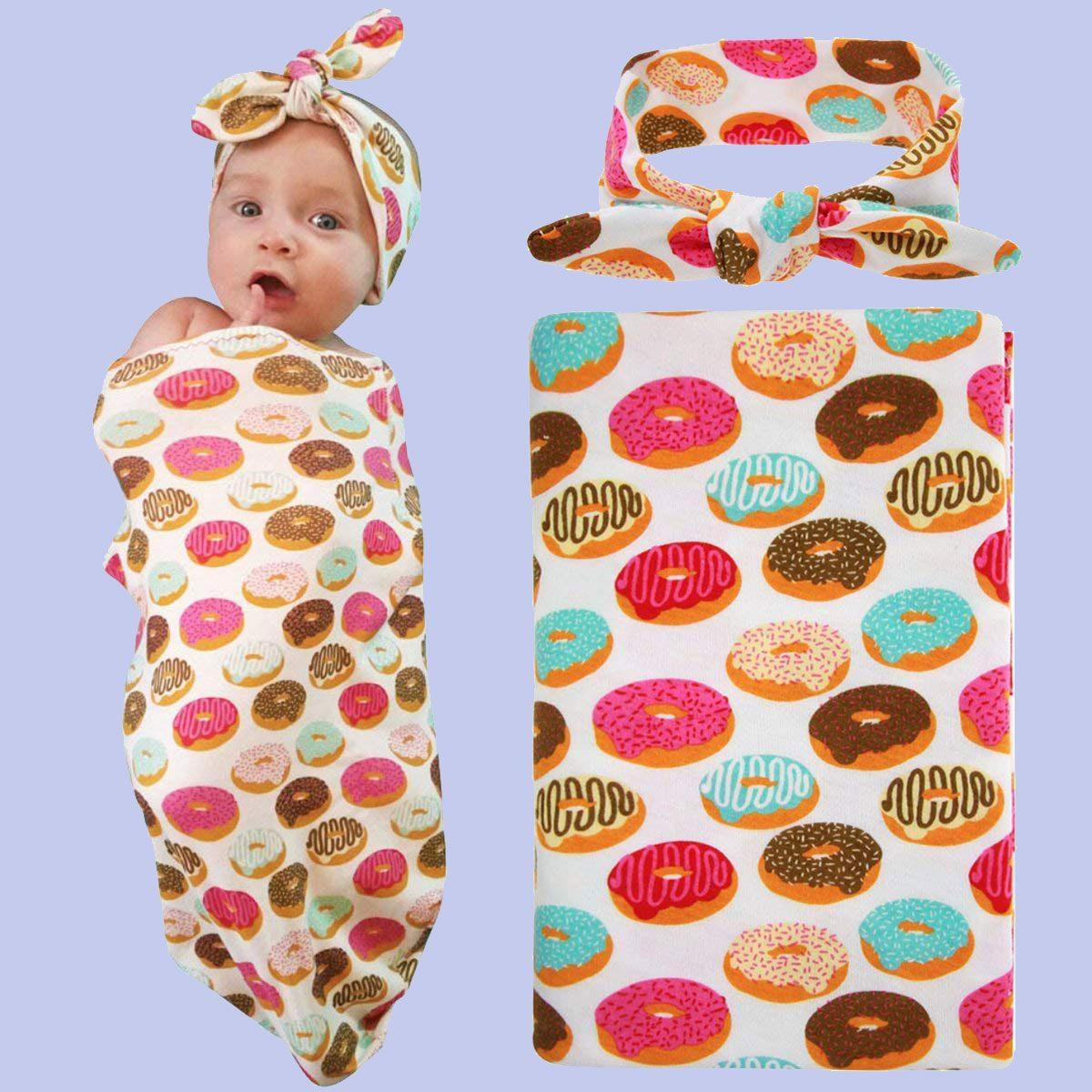 Donut swaddle
