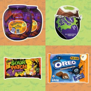 The Best Halloween Treats You're Not Handing Out (Yet)