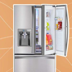 10 Futuristic Refrigerator Features We Love