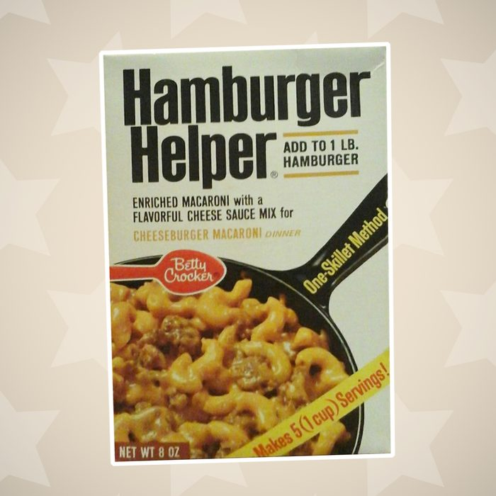 hamburger helper 1970s