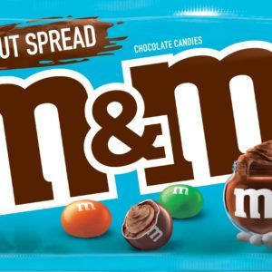 Obsessed with Nutella? Get Ready for Hazelnut Spread M&M's