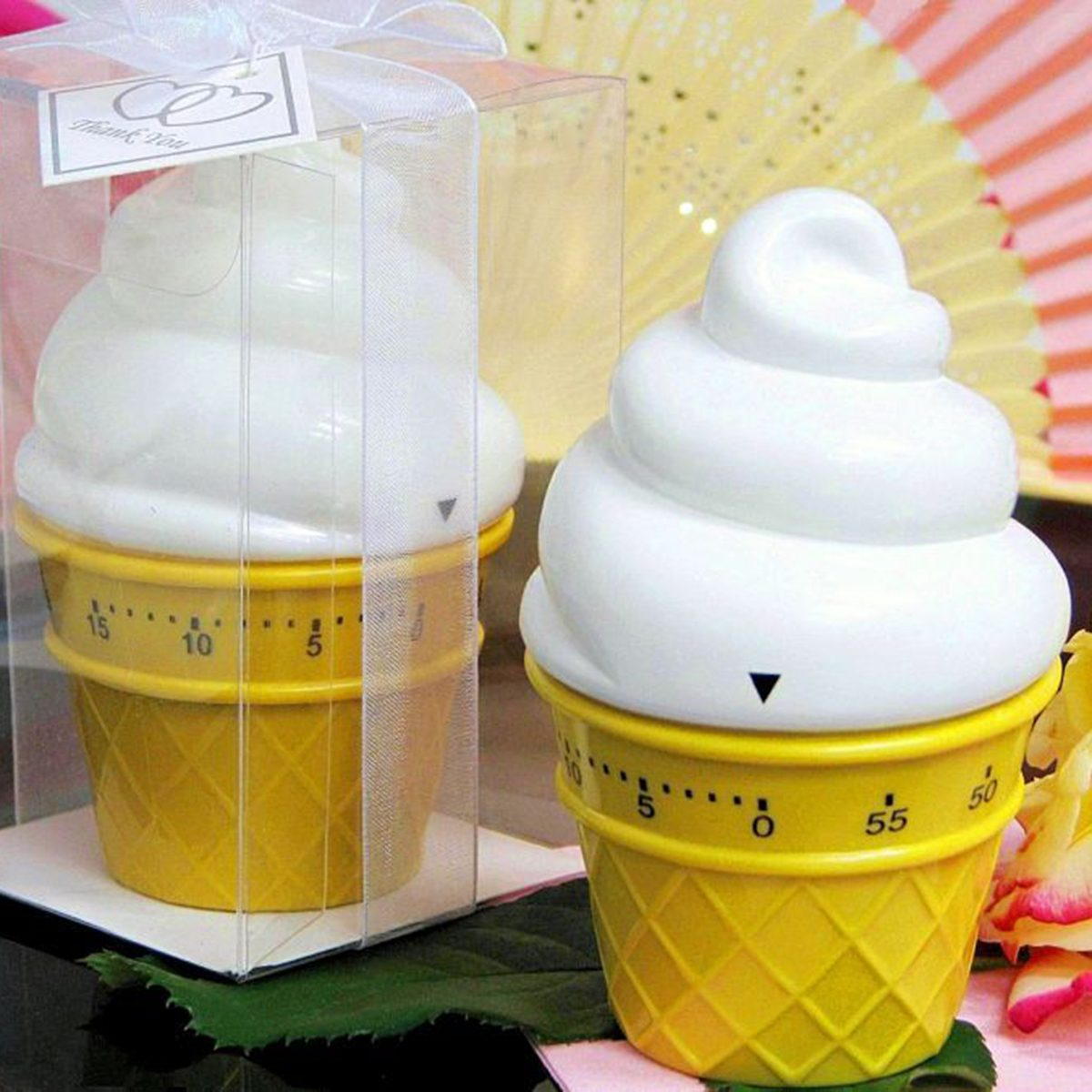 Ice Cream Kitchen Timer
