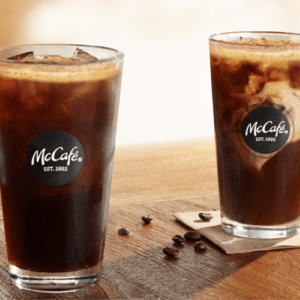 McDonald's cold brew