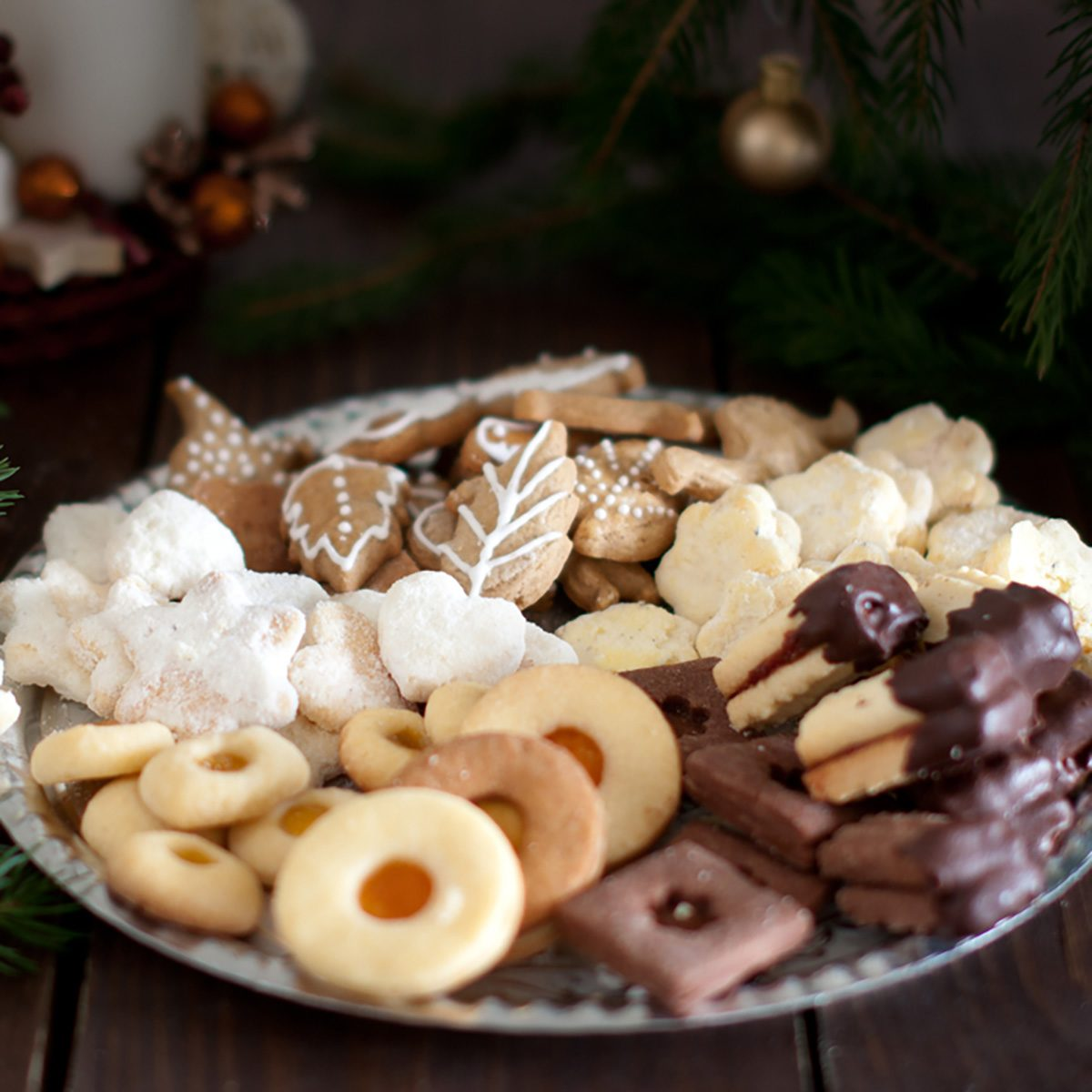 How To Store Cookies So They Stay Fresh Until Christmas Taste Of Home