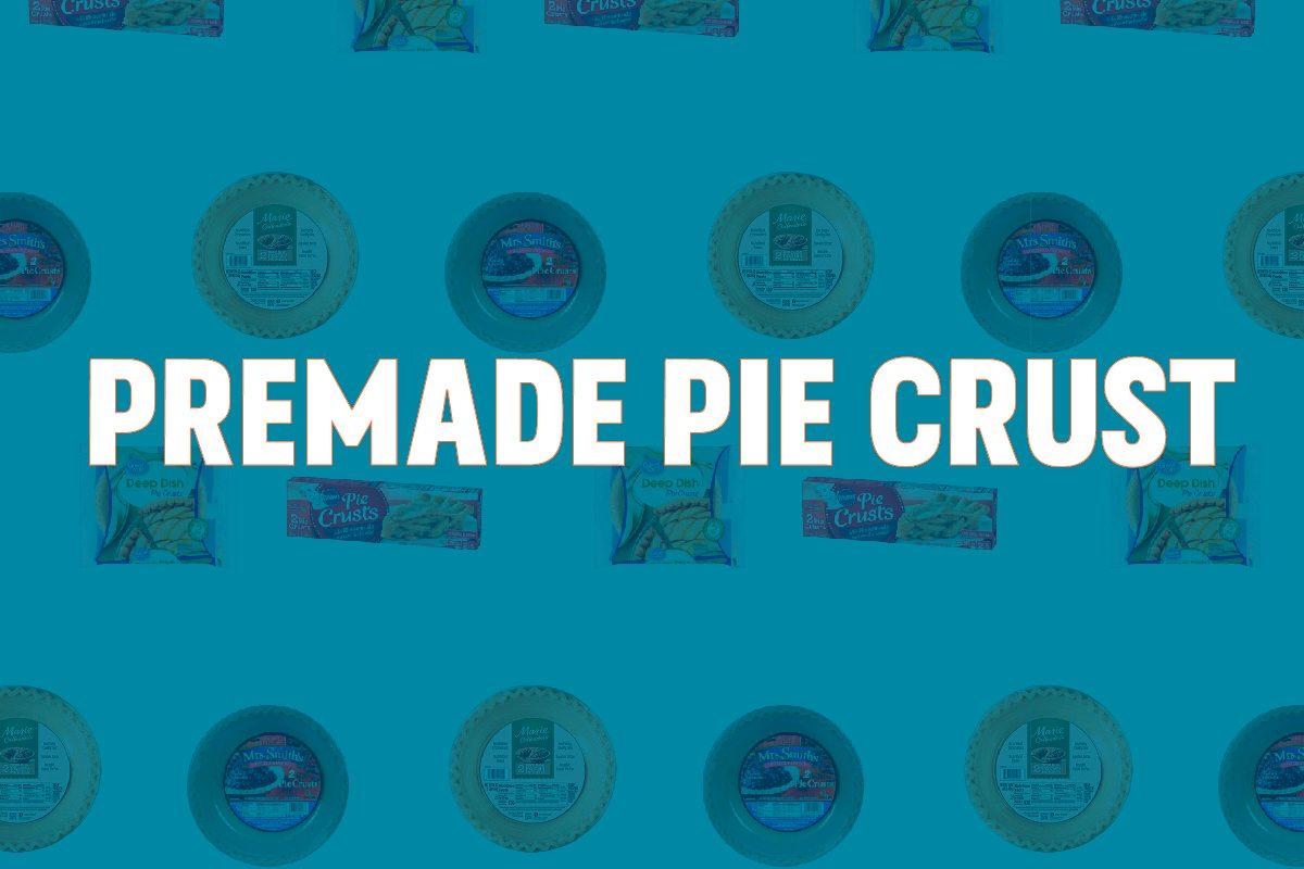 Test Kitchen Preferred Premade Pie Crust crop