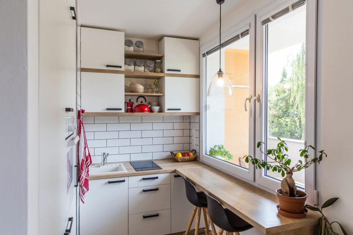 Taste of Home & 10 Tiny Kitchen Ideas to Make the Most of Your Space | Taste of Home