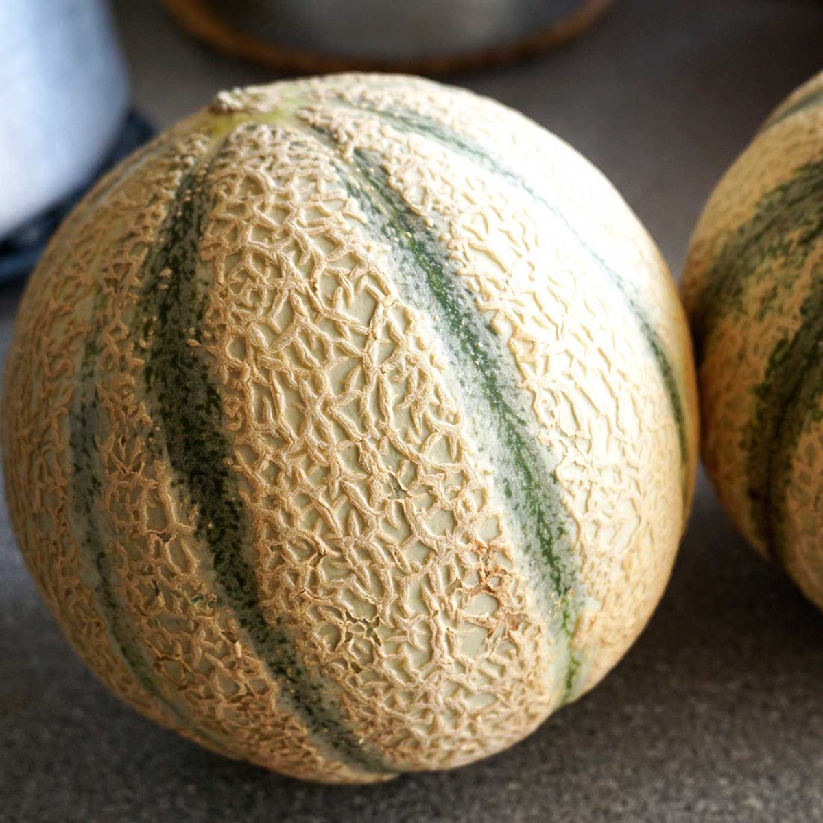 Whole melons