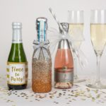 7 Ways to Decorate Mini Champagne Bottles