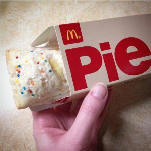 McDonald's Holiday Pies Are Officially BACK, and Just in Time for Christmas