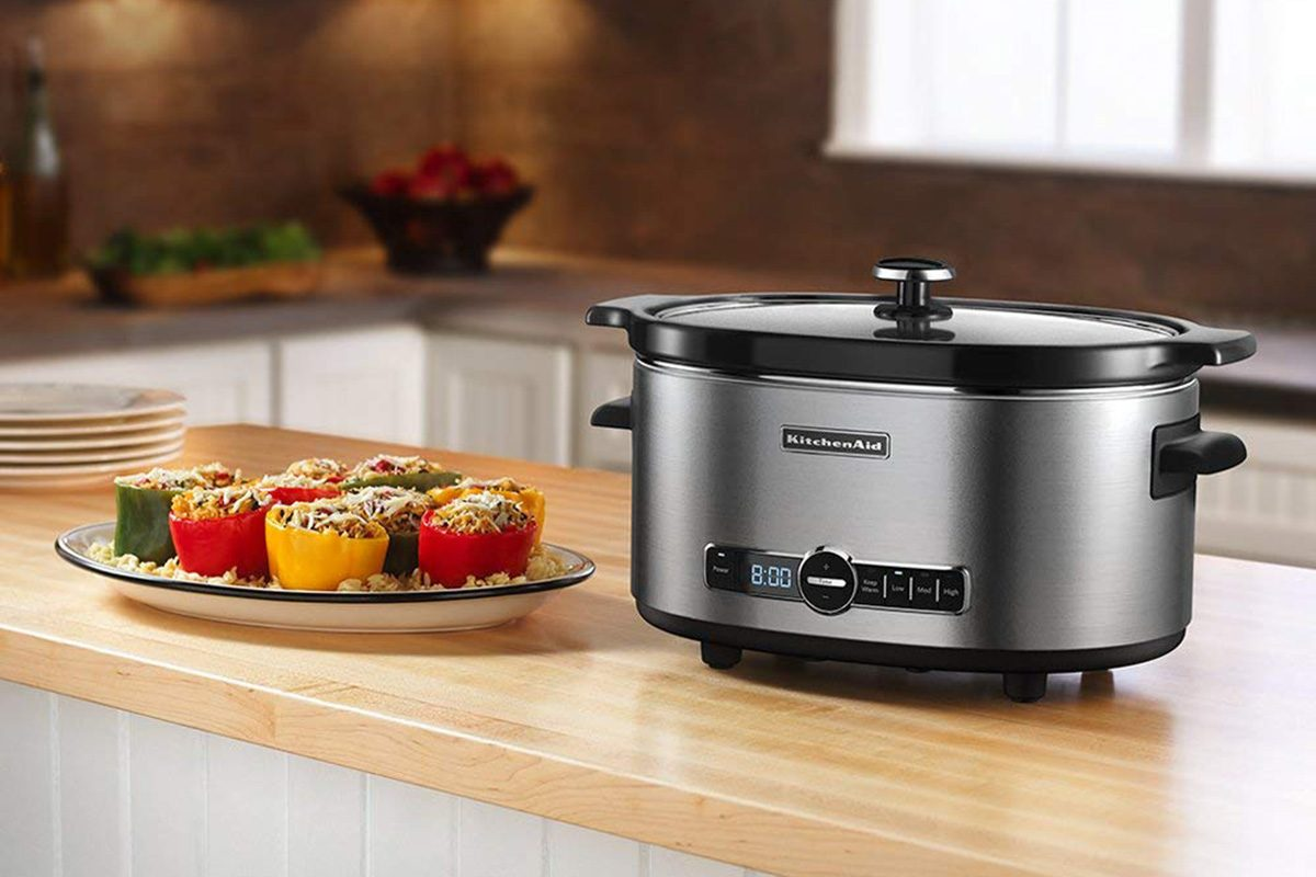 the 8 best crock pots slow cookers and multi cookers you. Black Bedroom Furniture Sets. Home Design Ideas
