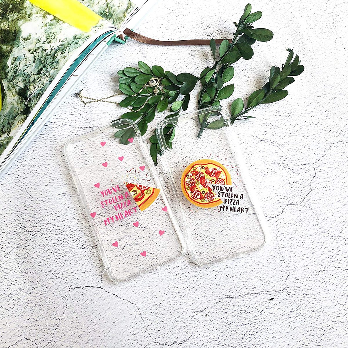 iphone pizza case