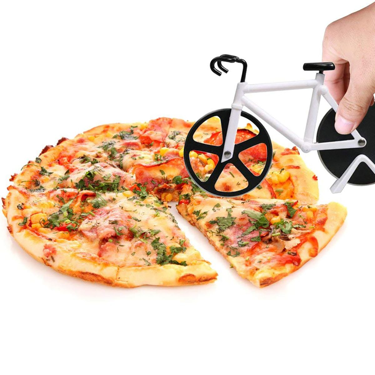 Amazon bicycle pizza cutter