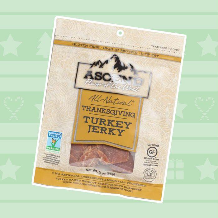 Ascend Thanksgiving Turkey Jerky