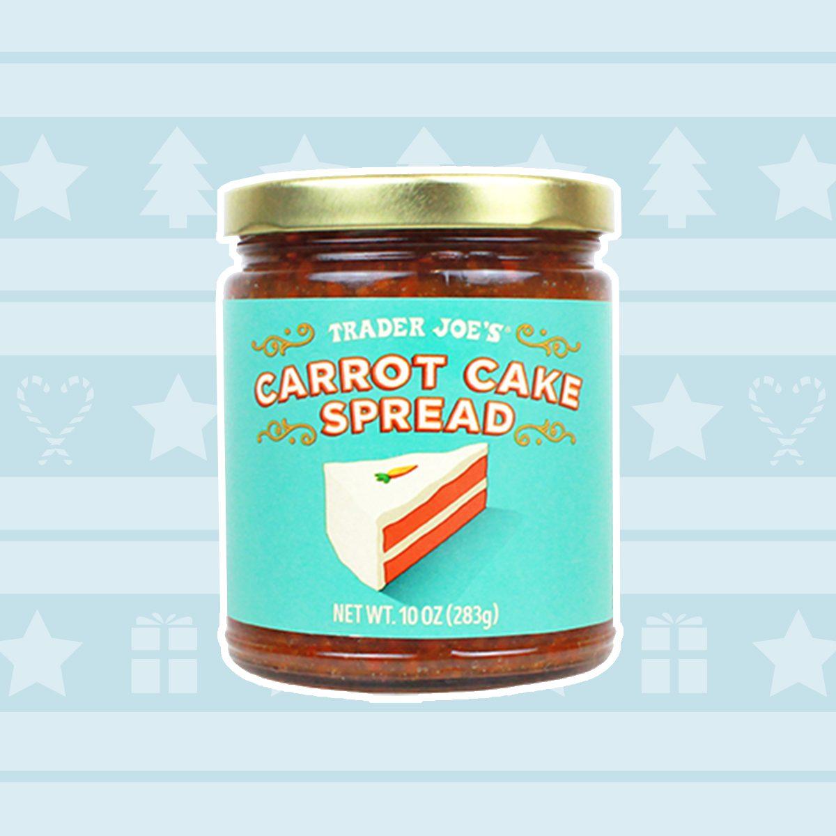 Carrot Cake Spread