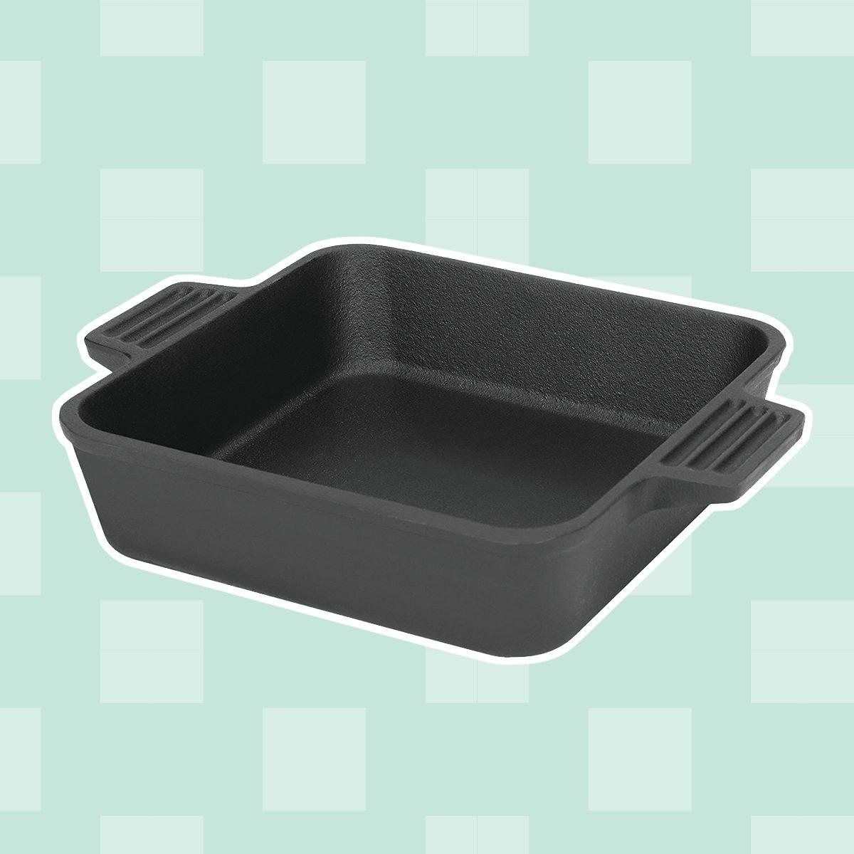 Cast Iron Baking Pan