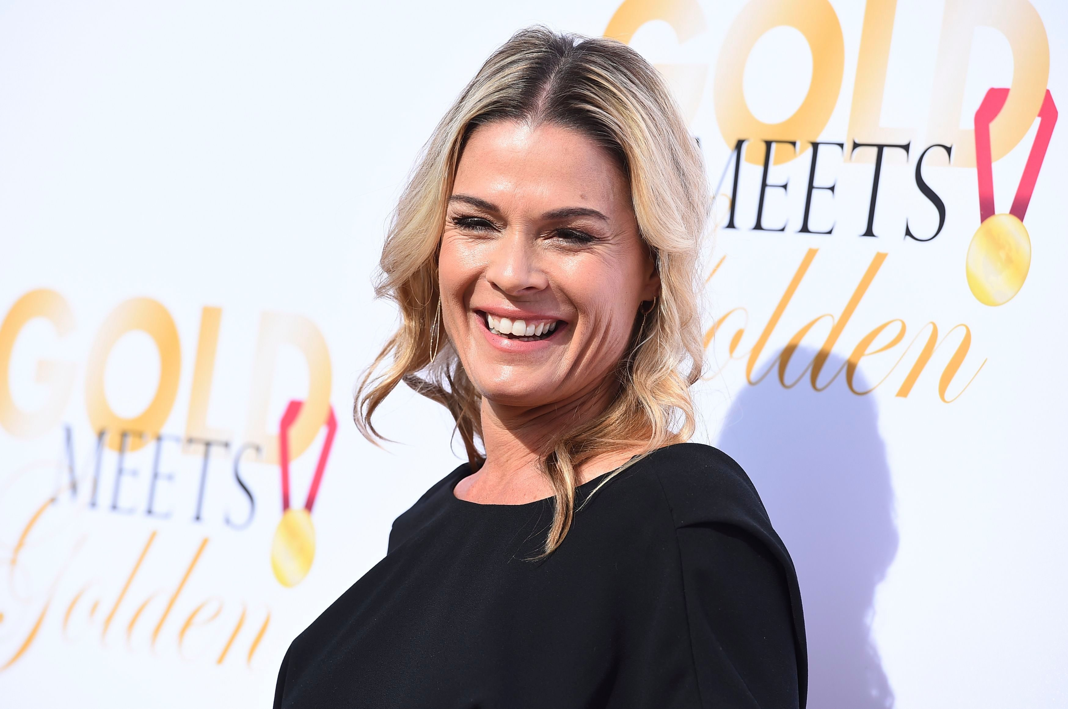Cat Cora at 5th Annual Gold Meets Golden, Los Angeles, USA - 06 Jan 2018