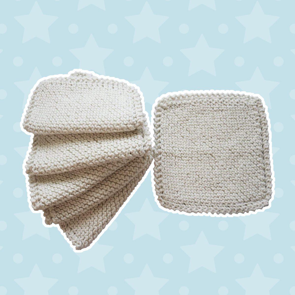 Cotton Scrub Cloths