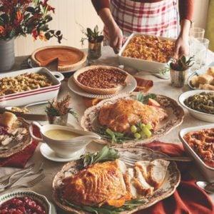 Cracker Barrel Is Selling Thanksgiving Dinner for Cheap!