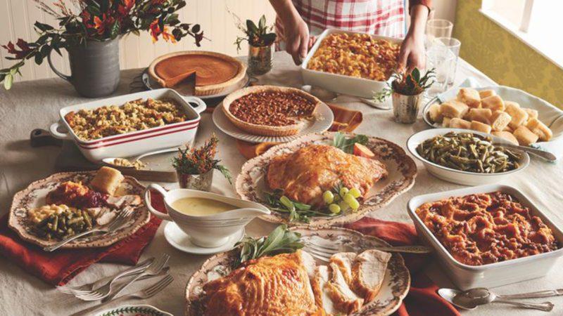 cracker barrel has thanksgiving heat n serve dinner options rh tasteofhome com