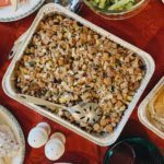 Our Thanksgiving Menu Always Changes, but Grammy's Sausage Stuffing Remains