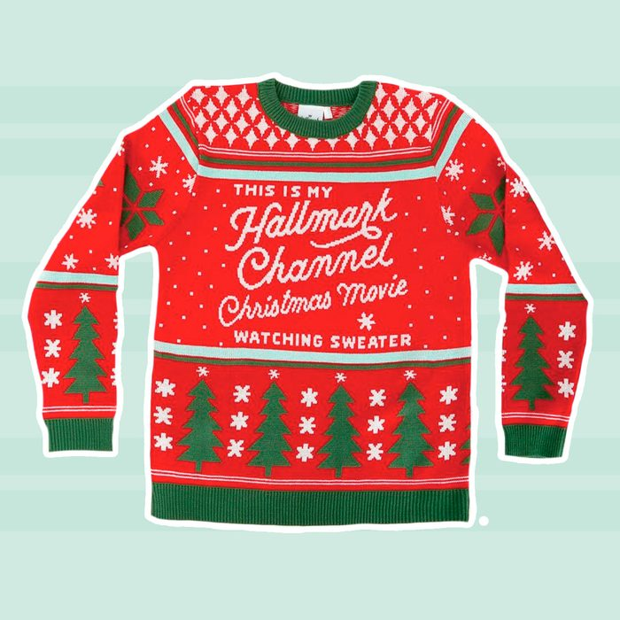 Hallmark Channel Ugly Christmas Sweater, Small