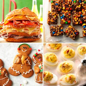 Here's What to Make on Every Food Holiday in November