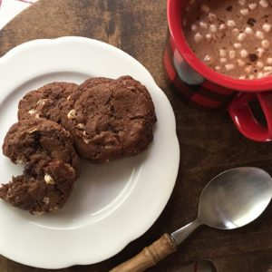 How to Make Hot Chocolate Cookies