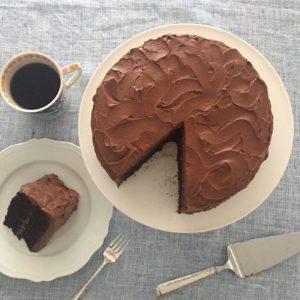 We Tried Ina Garten's Famous Chocolate Cake