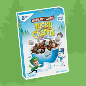 Lucky Charms Has a Limited Edition Winter Flavor, Here's Your First Look