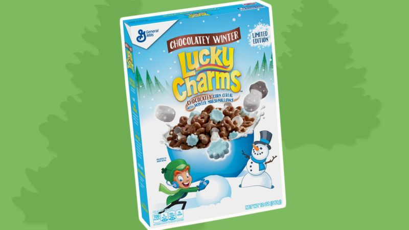 c25d8f07f4602 This Is the New Lucky Charms Chocolatey Winter Cereal